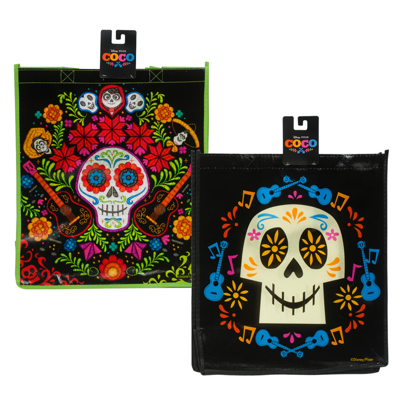 Disney's Coco LICENSED Tote Bags