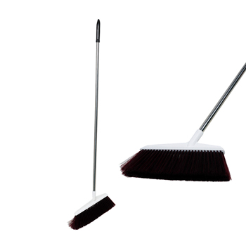 "43"" Stainless Steel Handle Broom"