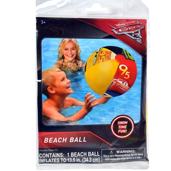 Disney Cars Beach Ball