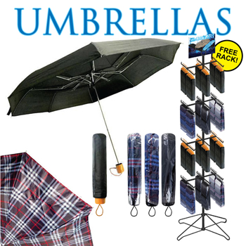 96pc Umbrella Display