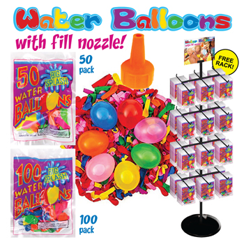 288pc Water Balloon Display