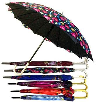 Automatic 2 Layer Umbrella 42""