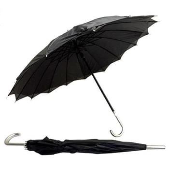 Automatic 2 Layer Umbrella