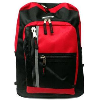"19"" Red BackPack"