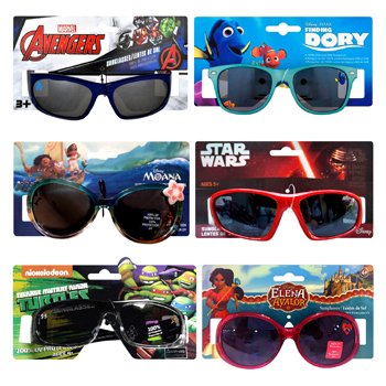 Kid's Foster Grant Sunglasses. Assorted Styles.
