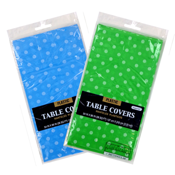 "Metalic Table Cover 54"" x 96"""
