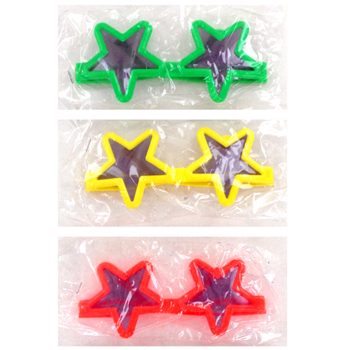 Star Shaped Sunglasses for Kids