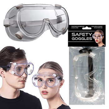 Safety Goggles With Filter & Anti Fog Lens