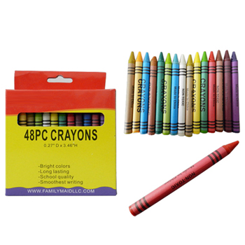 48 Pack Crayons
