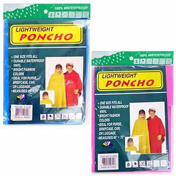 Child Raincoat Poncho
