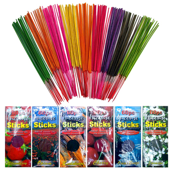 60 Pack Incense Sticks