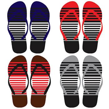 Boys Flip Flops 4 assorted styles